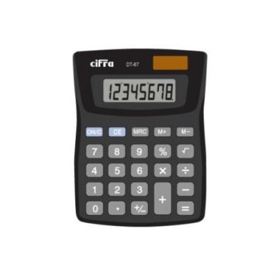 Calculadora Cifra Dt-67
