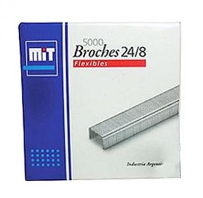 Broche Mit 24/8 X 5000 Unid.