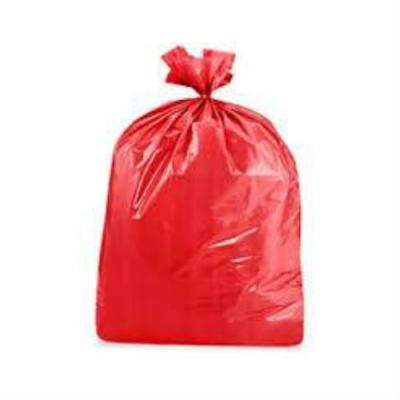 Bolsa Residuo Roja 45x60cm X1u