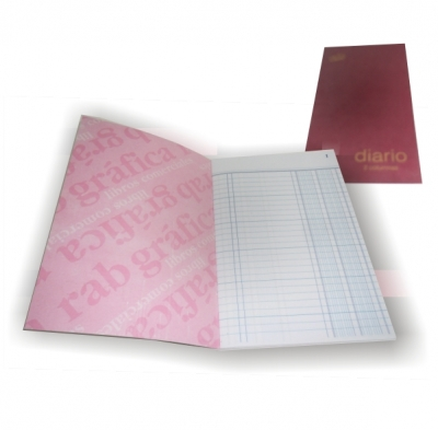 Cuaderno De Contabilidad Rab Tapa Flexible