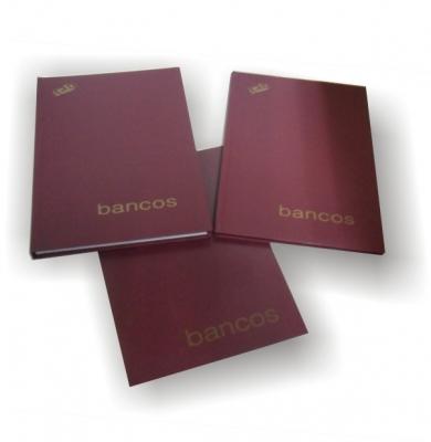 Libro Banco Rab 2307 Tapa Dura 2 Manos