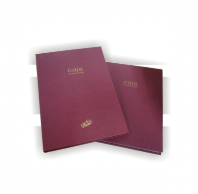 Libro Caja Rab 2 Manos 2 Columnas -2231-