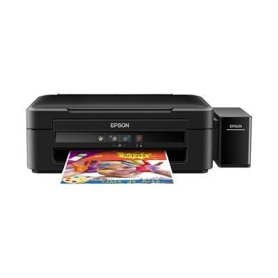 Impresora Epson Multifuncion L380