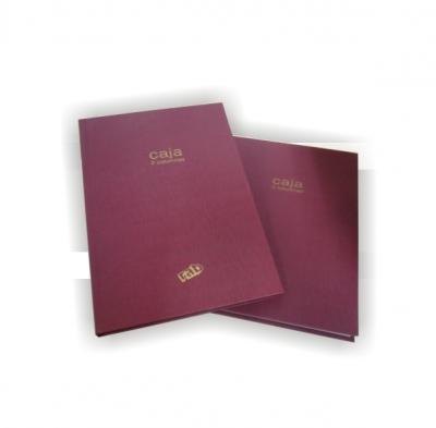 Libro Caja Rab 2 Manos 3 Columnas -2232-