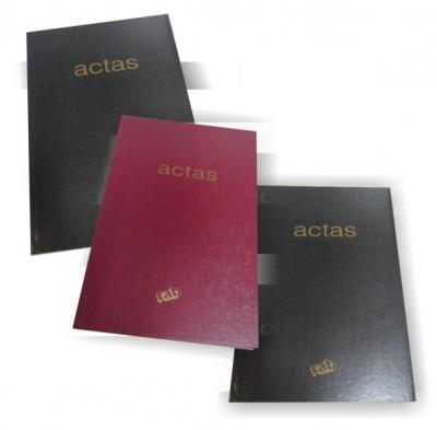 Libro De Actas Rab 4 Manos -2251-