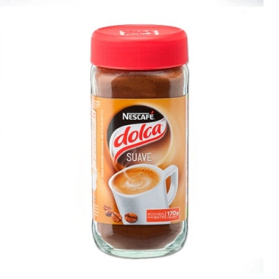 Cafe Dolca Suave Instantaneo X170g