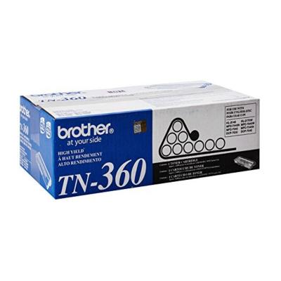 Toner Brother Original Tn 360