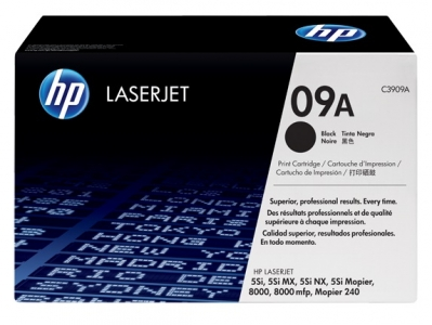 Toner Hp C3909a, P/ Laserjet 5si /