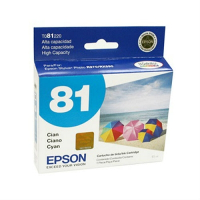 Cart. Epson T081220-al R270/rx590