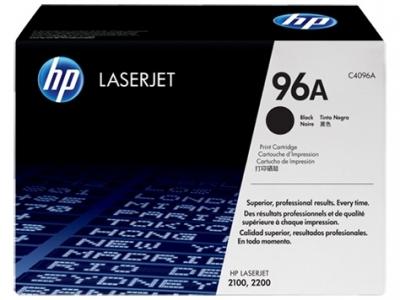 Toner Hp C4096a, P/ Laserjet 2100 /
