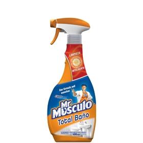 Limpiador Mr Musculo Baño Gatillo