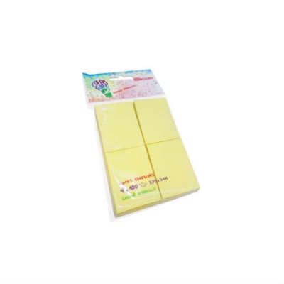Notas Adhesivas Medoro 50x38mm
