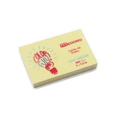 Notas Adhesivas Medoro 50x75mm