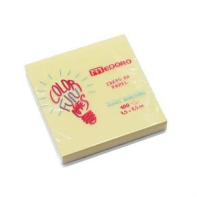 Notas Adhesivas Medoro 75x75mm