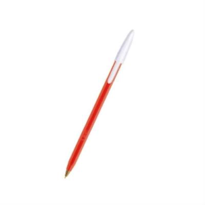 Boligrafo Bic 1 Mm. Rojo