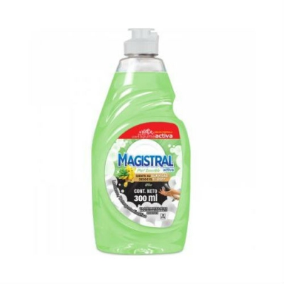 Detergente Magistral Aloe X300cc