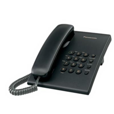 Telefono Panasonic Kx-ts500 Negro