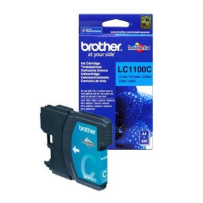 Cartucho Brother Original Lc1100 Cyan