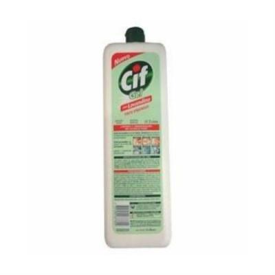 Limpiador Cremoso Cif C/lavandina X 3k