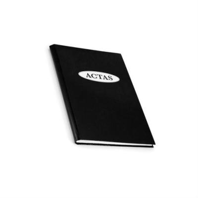 Libro De Actas 2 Manos