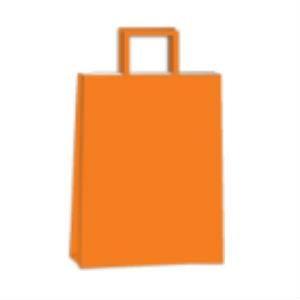 Bolsa Regalo 14x20 Naranja