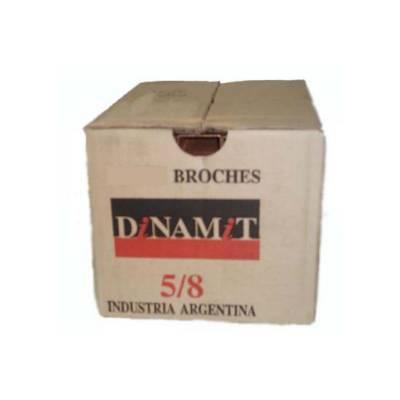 Broche Dinamit 5/8 X 5000
