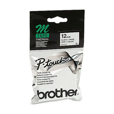 Cinta Brother Mk-231 Blanca