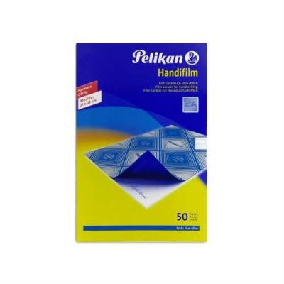 Carbonico Pelikan Azul X50