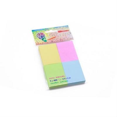 Notas Adhesivas Medoro 50x38mm Pastel