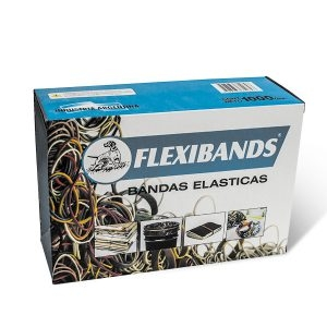 Banda Elast Flexibands X1000 Caja