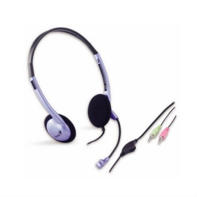 Auricular C/microfono Genius Hs02b