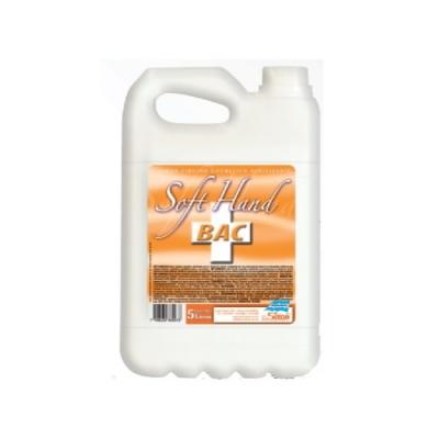 Jabon Liquido Soft Hand Antibacterial X 5l