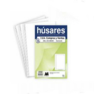 Resma Husares 4502 A4 Iva 1-100