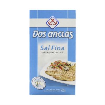 Sal Fina Dos Anclas X500g