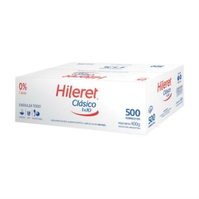 Edulcorante Hileret Sobres X500u