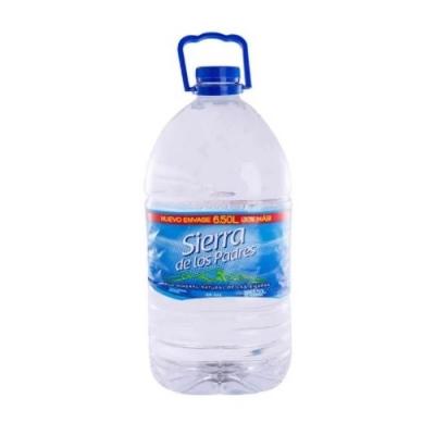 Agua Mineral S De Los Padres X6.5l