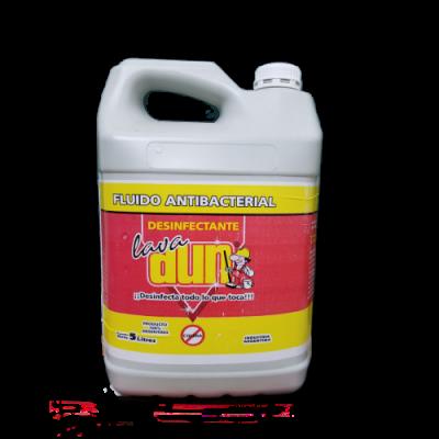 Fluido Antibacterial Dun X 5lts