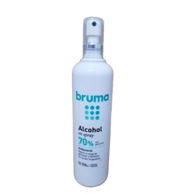 Alcohol En Spray 70% X 250ml
